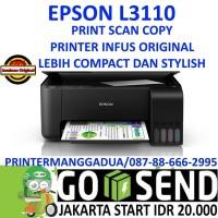 EPSON L3110 PRINT SCAN COPY PRINTER INFUS ORIGINAL