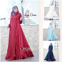 Gamis Luna Gown ORI MOZBUE