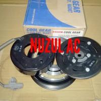 Magnet Magnit Clutch Ac Mobil Toyota Innova Ac Double Blower Denso Ori