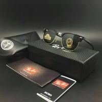 kacamata Sunglasses Rayban Clubmaster Diamond