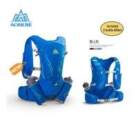 Aonijie Hydration Backpack C929 - 15L Trail Marathon Running - BLUE