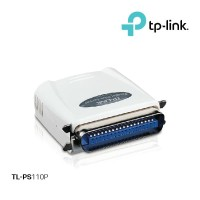 TP-Link TL-PS110P Single Parallel Port UTP Print Server Tplink