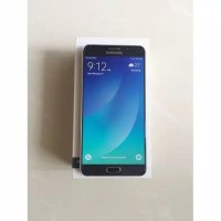 Samsung Galaxy Note 5 Single 32GB Ram 4GB Second Mulus