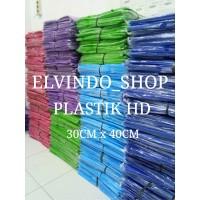 Plastik Hd Online shop / Plastik Packing tanpa plong 30x40