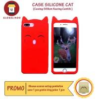 Paling Bagus Termurah Vivo Y81 Case MiaOo Cat Casing Kucing Cantik Hp
