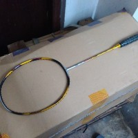Harga hot promo raket badminton yonex arc saber gamma 3u g4 baru | Pembandingharga.com