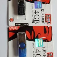 New Trend! KINGSTON 4GB FLASHDISK FLASDISK MEDIA DATA USB KOMPUTER TE
