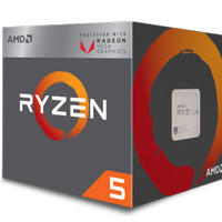 AMD Ryzen™ 5 2400G with Radeon™ RX Vega 11 Graphics