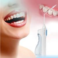 Pembersih Gigi Jet Air Irrigator Higienis Flosser Dental Portabel