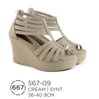 Harga obral wedges branded sandal pesta wanita wedges murah azzura | Pembandingharga.com