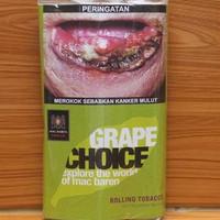 Tembakau Linting /Mac Baren Tobacco Grape Anggur Choice