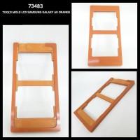 Mold LCD Samsung Galaxy A8 Orange