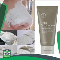 The Faceshop Jeju Volcanic Lava Peel Off Clay Nose Mask