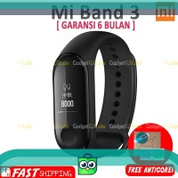 Xiaomi Mi Band 3 OLED 5 ATM Waterproof Smartwatch With Screen