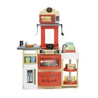 Jual Little Tikes Cook N Store Kitchen Red - dapur dapuran - masak masakan Murah