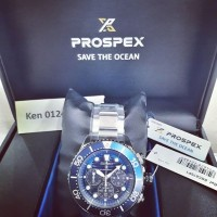 SEIKO PROSPEX SPECIAL EDITION SAVE THE OCEAN SSC675P1 ORIGINAL MURAH