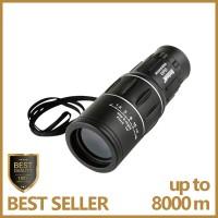BUSHNELL Teropong Monokular 16x52 HQ Focus and Zoom Lens