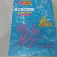 Novel My Ice Boy - Pit Sansi
