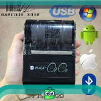 MOBILE PRINTER PPOB/KASIR 58MM THERMAL ANDROID (USB BLUETOOTH)