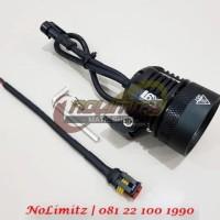 Lampu Sorot Cree LED L6X 60 Watt 6 Titik NMAX XMAX Aerox 155 Lexi PCX