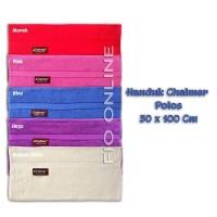 Handuk Chalmer 50x100 cm Handuk Mandi Lembut Towel