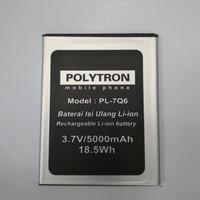 Baterai Polytron Rocket Q-Five Q5 / R1500 / PL-7Q6 / Ori / battrey hp
