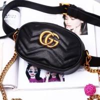 451704d75323 Jual Waist Bag Gucci Murah - Harga Terbaru 2019 | Tokopedia