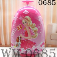 Tas Koper Telur 16 Inch Barbie - 0685