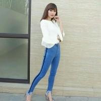 baju gamis wanita terbaru Special Pant Jeans baju atasan wanita muslim