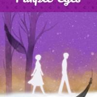 Buku Novel Purple Eyes - Prisca Primasari