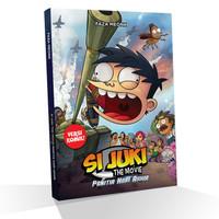 Buku Komik Komik Si Juki the Movie