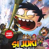 Buku Komik Si Juki The Movie : Panitia Hari Akhir