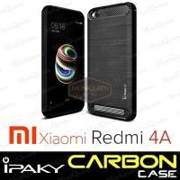 Xiaomi Redmi 4A iPAKY CARBON Case / Sarung Hp / Case Handphone
