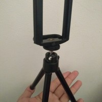 Mini Tripod + Holder U (Hp) - FE029
