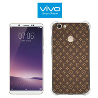 Casing Hp LV Pattern Vivo V7 Plus Custom Case Handphone