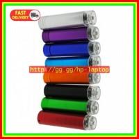 Case Power Bank Aluminium Baterai AA Model 1 Multi-Color
