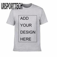 Kaos Import 93 - URSPORTTECH Disesuaikan pria T Shirt Cetak Desain Sen