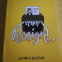 Novel Metropop Resign Almira Bastari