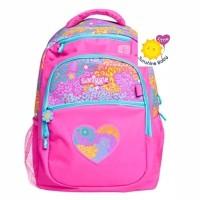Harga smiggle pink heart backpack size besar ori tas ransel anak | Pembandingharga.com