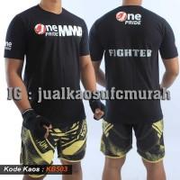 Kaos One Pride MMA, T Shirt One Pride MMA, Baju One Pride MMA