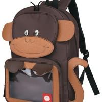 CF Tas Sekolah Anak Karakter Monyet Catenzo Junior 171