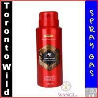 TORONTO SPRAY WILD 100ML : LION PARFUM ORIGINAL UNTUK PRIA MURAH
