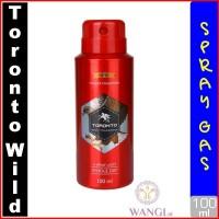 TORONTO SPRAY WILD 100ML : EAGLE PARFUM ORIGINAL UNTUK PRIA MURAH