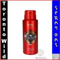TORONTO SPRAY WILD 100ML : WOLVES PARFUM ORIGINAL UNTUK PRIA MURAH