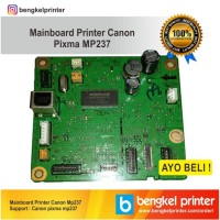 Mainboard Printer Canon Pixma Mp237 Multifungsi Murah
