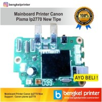 Mainboard Printer Canon Pixma Ip2770/ Ip2700 Original