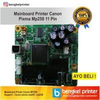 Mainboard Printer Canon Pixma MP258 Multifungsi Murah