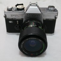Canon FTB Analog Original Camera Vintage Kamera Manual Lensa Manual