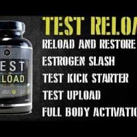 TEST RELOAD ELEVATE NATURAL TESTOSTERONE