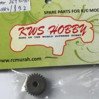 Gear motor 26T hsp 1/10
